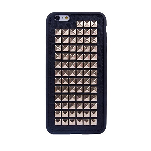 Pour iPhone 6 Plus / 6S Plus Star Pattern Rivet Style TPU Case JING ( SKU : S-ip6p-0140a ) S-ip6p-0140j