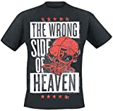 Five Finger Death Punch The Wrong Side Of Heaven - The Righteous Side Of Hell T-Shirt schwarz M