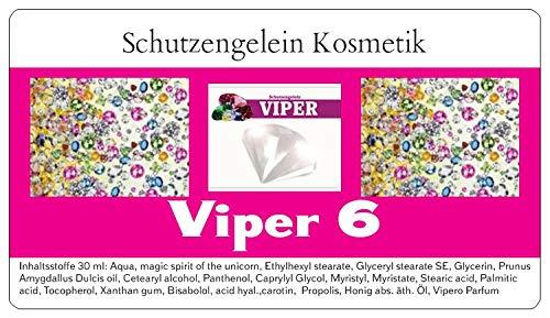 Viper 6, Oberlippenfalten