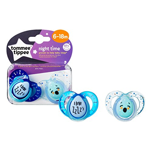 Chupete 6-18M noche - Tommee Tippee