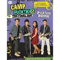 Camp Rock 2 the Final Jam Poster Book
