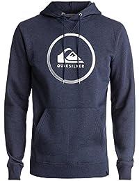 Quiksilver Big Logo Sweat-Shirt à Capuche Homme