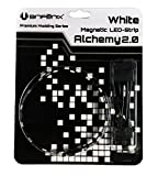 BitFenix Alchemy 2.0 - strip lights (LED, 1.44 W, Indoor, Polyurethane, PVC, Copper, White, 60 lm)