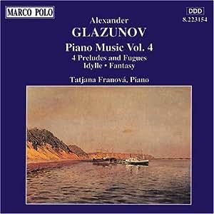 Piano Music-Vol.4