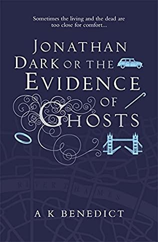 book cover of Jonathan Dark Or The Evidence Of Ghosts