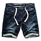 Sublevel Jogg Shorts-H1324Y60688KXD147-34