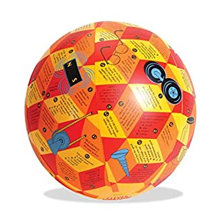 American Educational Vinyl Clever Catch Physics Ball, 24