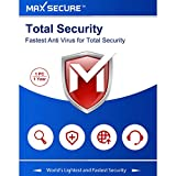 #1: Max Secure Software Total Security Platinum Version 6 - 1 PCs, 1 Year (Email Delivery in 2 Hours - No CD)