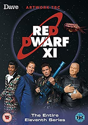 Red Dwarf - Series XI [DVD] [2016]