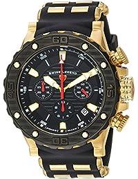 Reloj - Swiss Legend - Para Hombre - 15253SM-YG-01-BB