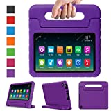 Surom Kids Case for All-New Amazon Fire HD 8 2018/2017,