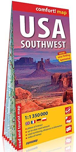 USA Southwest : 1/1 350 000