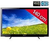 Sony 3D-LED-Fernseher KDL-55HX750 + 3 JAHRE GARANTIE