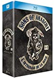 Sons of Anarchy - L'intégrale des saisons 1 à 7 [Blu-ray] (Version anglaise,...