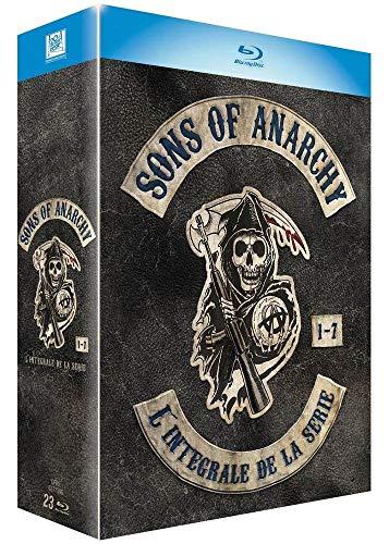 Sons of Anarchy Saison 1 à 7 (VOST) - Coffret Blu-ray