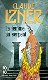 La femme au serpent par Izner