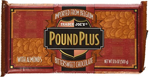trader-joes-pound-plus-bittersweet-chocolate-with-almonds-176-oz-by-trader-joes-monrovia-ca