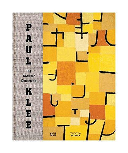 Paul Klee the abstract dimension par Anna Szech