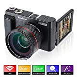 Fotocamera Digitale e Videocamera ,FamBrow Full HD 1080P WiFi...