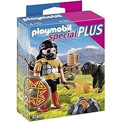 Playmobil Special Plus (4769) - Bárbaro con perro