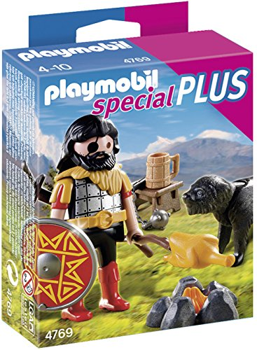 Playmobil Special Plus 4769 - Bárbaro Perro 4769