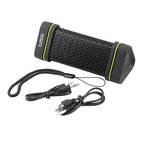ARBUYSHOP 2015 Earson er151 drahtlose Bluetooth FNRG Auto nach Hause Stereo-Lautsprecher Wasserdichtes Bluetooth 2.0 Musik Lautsprecher Subwoofer Stereo-docking-system