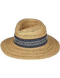 Sombrero De Sol Unisex Plegable Sombrero Paja De Sombrero Modernas Casual  De Panamá Sombrero De Paja De Los Hombres Sombrero De… d29bbd8f531