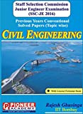 SSC-JE 2016 Civil Engineering