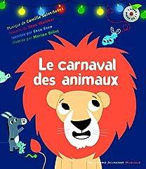 estimation pour le livre Le carnaval des animaux