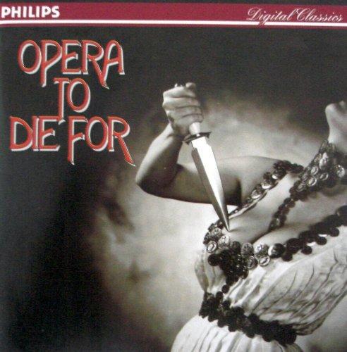 L'Opéra a en Mourir-Purcell-Mozart-Donizetti-Rossini-Verdigo Unod-Puccini