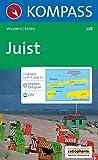 Insel Juist, 1 : 20 000: Wandern / Reiten. GPS geeignet. Mit Lexikon und Ortsplan 1 : 8 000. Mit Übersichtskarte Ostfriesische Inseln 1 : 200 000 -