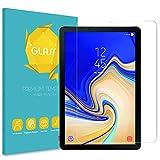 Fintie Protector de Pantalla para Samsung Galaxy Tab S4 10.5 Modelo SM-T830/T835 - Protector de Cristal Templado de Pantalla Anti-Rasguños Premium HD Claro Dureza 9H