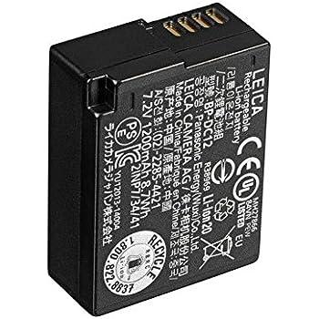 Batterie Leica BP-DC 12 pour Leica Q