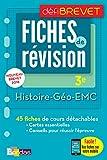 Defibrevet - fiches de révision - histoire géo emc 3e