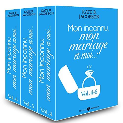 Livre gratuits Mon inconnu, mon mariage et moi - Vol. 4-6 pdf, epub