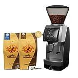 Mahlkönig Vario, digitale Mühle mit Timer, neue Version Set mit 2* 500 g Spitzenkaffee von Mondo del Caffè