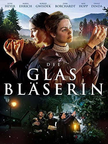 Die Glasbläserin Cover