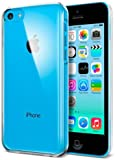 Crystal Clear Transparent Ultra Slim Soft Back Case Cover For Apple iPhone 5c with Screen Protector (iPhone 5c)