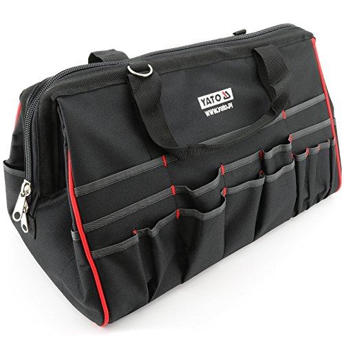 Preisvergleich Produktbild Yato yt-7430–Werkzeug Tasche 49x 26x 34cm