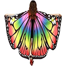 Schmetterling Kostüm Frauen,TUDUZ Damen Kostüm Verkleidung für Karneval Fasching Party
