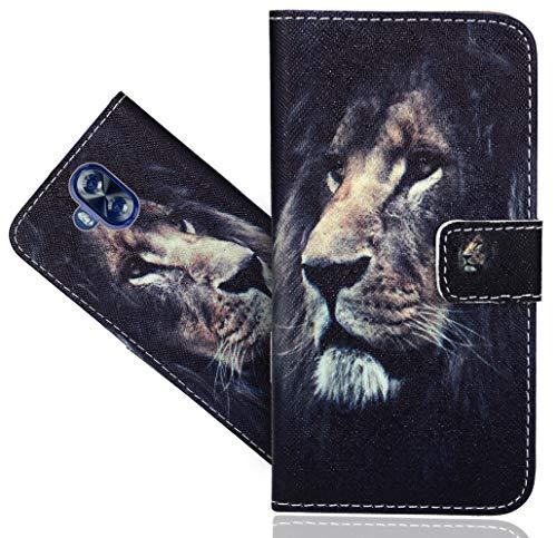 Doogee Mix Lite Handy Tasche, FoneExpert Wallet Case Flip Cover Hüllen Etui Hülle Ledertasche Lederhülle Schutzhülle Für Doogee Mix Lite