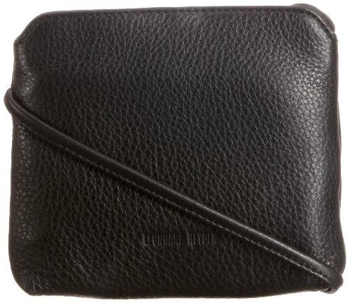 Leonhard Heyden Oslo Day Bag, Bagage femmes - Rouge-V.7 - taille unique Noir-V.6