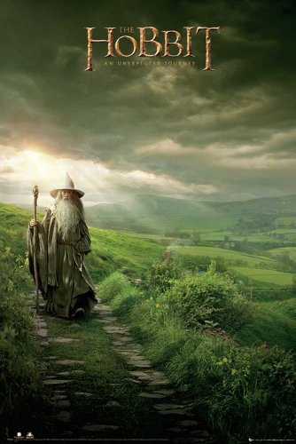Hobbit, The-Poster-Gandalf + Poster a sorpresa