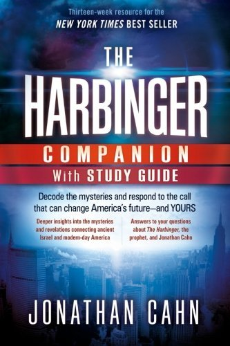 The Harbinger Companion with Study Guide Cover Image