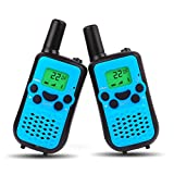 Die besten Long Range Walkie-Talkies - Kinder Walkie Talkies, 2 PCS Long Range Wireless Bewertungen