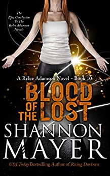 Blood of the Lost (A Rylee Adamson Novel Book 10) (English Edition)