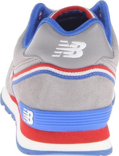 New Balance KL574 M 354670-20 Unisex-Kinder Sneaker Grau