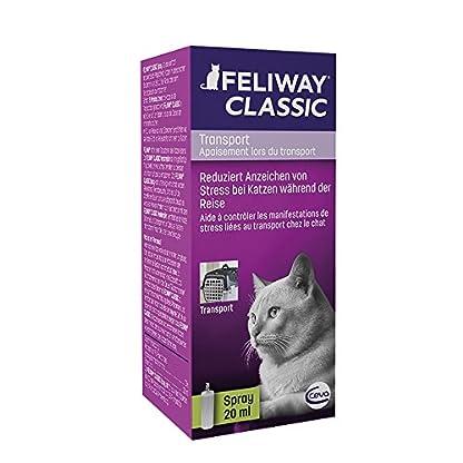 Feliway Feliscratch and Feliway Classic 2