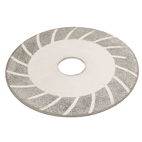 Diamantata per piastrelle e vetro Cut Off Tool-Tech-Disco per smerigliatura, 100 x 20 x 1,3 mm