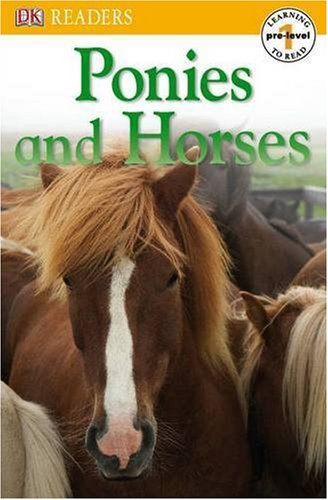 Ponies and horses.